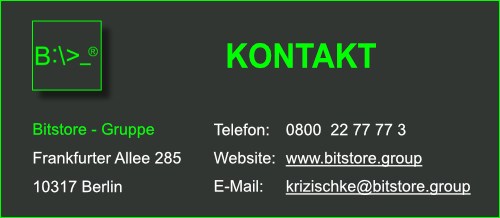 VCard_Bitstore-Gruppe